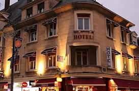 L Hôtel Du Cygne Est Situé à Beauvais En Centre Ville Près De La Cathédrale Et 10 Min Aéroport Paris